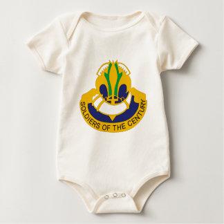 UNIT 100TH DIVISION CREST BABY BODYSUIT