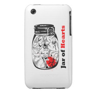 Unit of capacitance of Hearts Case-Mate iPhone 3 Case