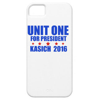 Unit One for President Kasich 2016 iPhone SE/5/5s Case