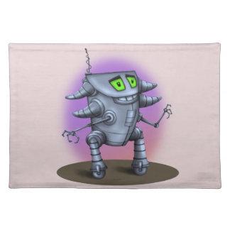 UNIT ROBOT ALIEN MONSTER  PLACEMAT CLOTH
