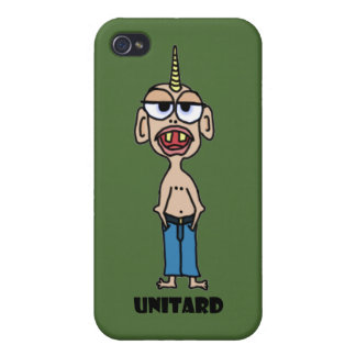 Unitard iPhone 4/4S Case