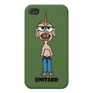 Unitard iPhone 4/4S Cases