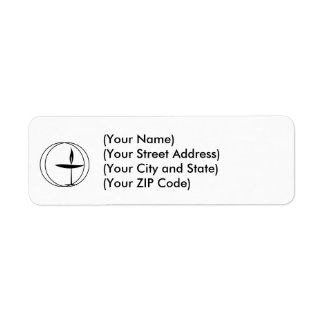 Unitarian Address Labels! Label