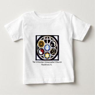 Unitarian Universalist Church Rockford, IL Baby T-Shirt