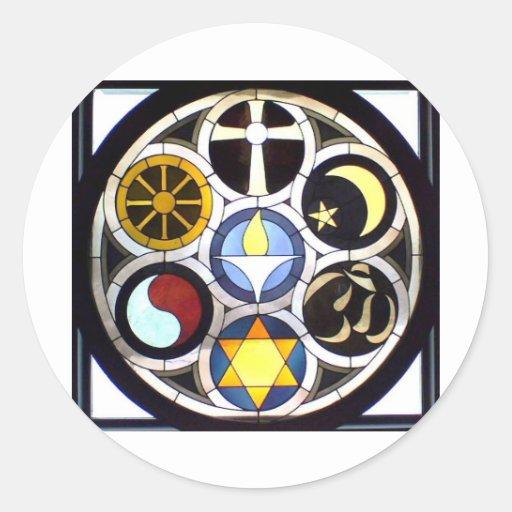 Unitarian Universalist Church Rockford, IL Stickers