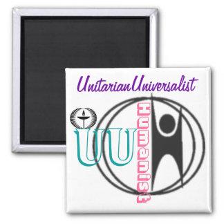 Unitarian Universalist Humanist, magnet