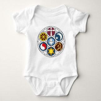 Unitarian Universalist Merchandise Baby Bodysuit