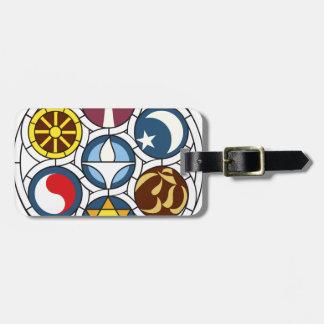 Unitarian Universalist Merchandise Bag Tag