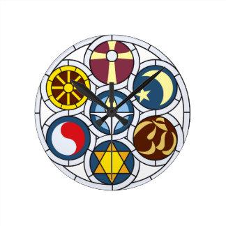 Unitarian Universalist Merchandise Round Wall Clock
