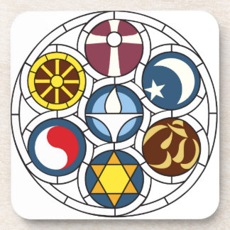 Unitarian Universalist Merchandise Drink Coaster