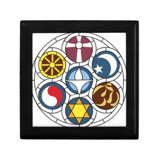 Unitarian Universalist Merchandise Keepsake Boxes