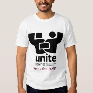 Unite Against Fascism Shirt
