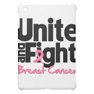Unite and Fight Breast Cancer Cover For The iPad Mini