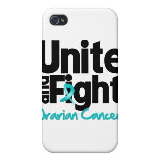 Unite and Fight Ovarian Cancer iPhone 4/4S Case