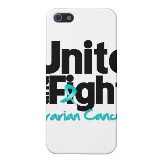 Unite and Fight Ovarian Cancer iPhone 5 Cases
