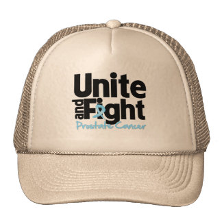 Unite and Fight Prostate Cancer Mesh Hat