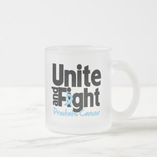 Unite and Fight Prostate Cancer Mugs
