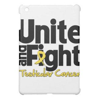 Unite and Fight Testicular Cancer iPad Mini Cases