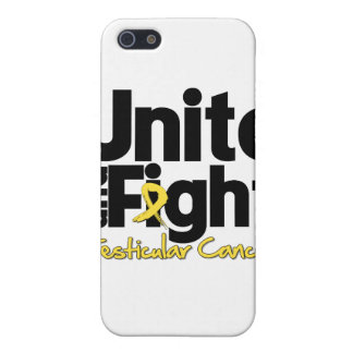 Unite and Fight Testicular Cancer iPhone 5 Covers