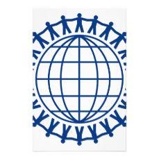Unite Around the World Stationery