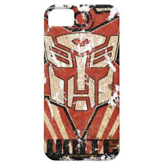 Unite - Autobot Symbol iPhone SE/5/5s Case
