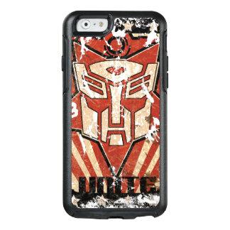 Unite - Autobot Symbol OtterBox iPhone 6/6s Case