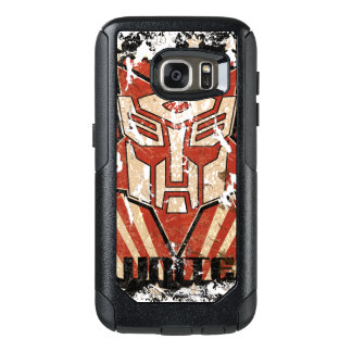 Unite - Autobot Symbol OtterBox Samsung Galaxy S7 Case