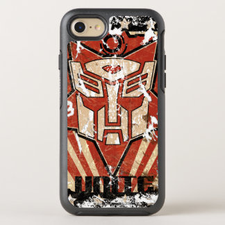 Unite - Autobot Symbol OtterBox Symmetry iPhone 7 Case