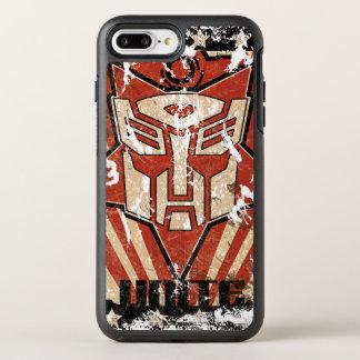 Unite - Autobot Symbol OtterBox Symmetry iPhone 8 Plus/7 Plus Case