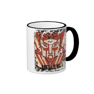 Unite - Autobot Symbol Ringer Mug