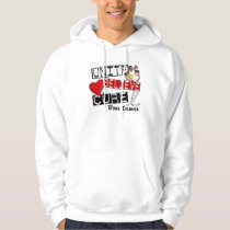 UNITE BELIEVE CURE Bone Cancer Hoodie