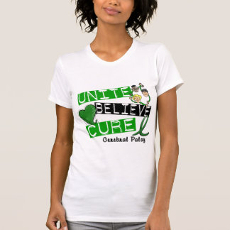 UNITE BELIEVE CURE Cerebral Palsy Tee Shirts