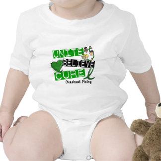 UNITE BELIEVE CURE Cerebral Palsy T-shirts