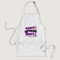UNITE BELIEVE CURE Crohn's Disease Adult Apron