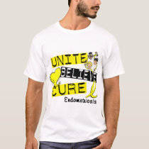 UNITE BELIEVE CURE Endometriosis T-Shirt