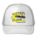 UNITE BELIEVE CURE Endometriosis Trucker Hat