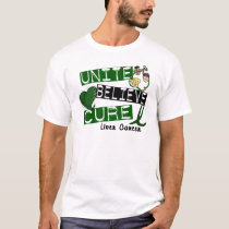 UNITE BELIEVE CURE Liver Cancer T-Shirt