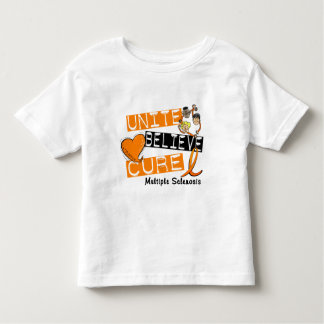 UNITE BELIEVE CURE Multiple Sclerosis Toddler T-shirt