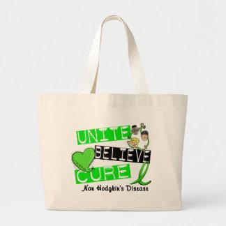 UNITE BELIEVE CURE Non-Hodgkin's Disease Bag