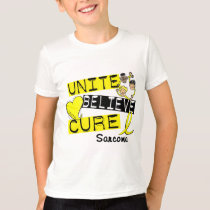 UNITE BELIEVE CURE Sarcoma T-Shirt