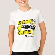 UNITE BELIEVE CURE Sarcoma T-Shirt