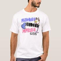 UNITE BELIEVE CURE SIDS T-Shirt