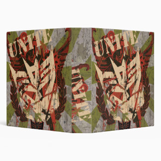 Unite - Decepticon Symbol Binder