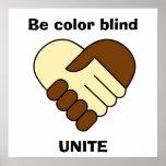 'Unite' poster