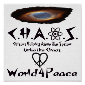 Unite the C.H.A.O.S. Print