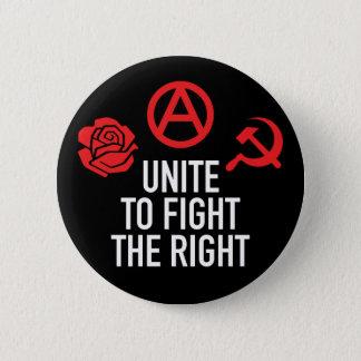 Unite to Fight the Right Button