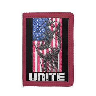 Unite Tri-fold Wallet