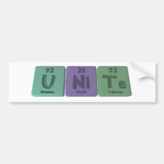 Unite-U-Ni-Te-Uranium-Nickel-Tellurium.png Pegatina Para Auto