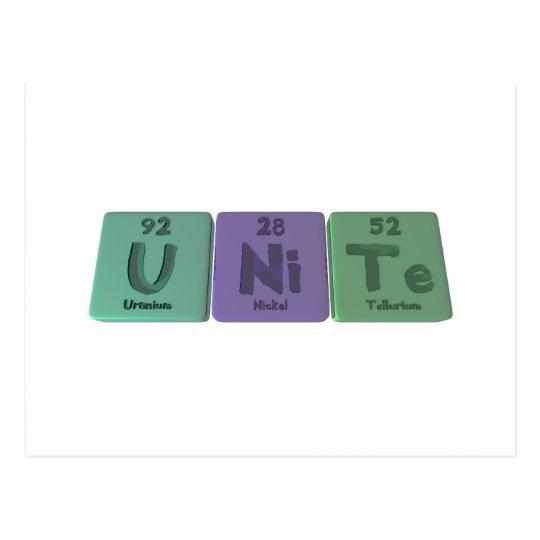 Unite-U-Ni-Te-Uranium-Nickel-Tellurium.png Postal
