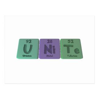 Unite-U-Ni-Te-Uranium-Nickel-Tellurium.png Postcard